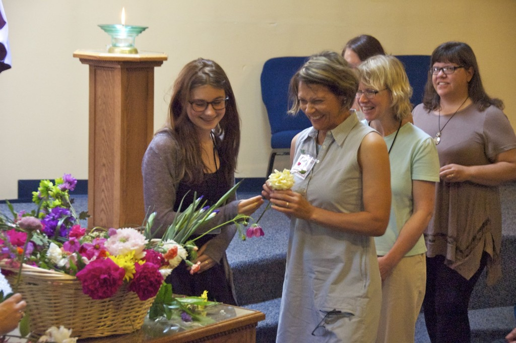 Flower Communion 2015