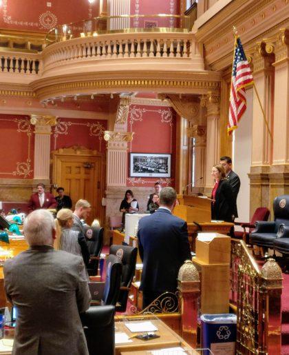 Colorado Senate Opening Prayer
