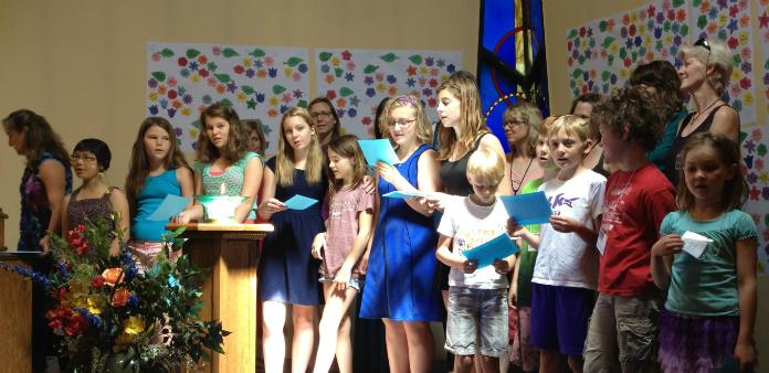 Full Church Sunday